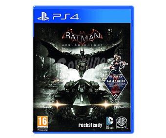 Acción Batman Arkham Knight Ps4