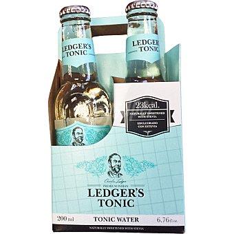 LEDGER`S Tónic Tónica pack 4 botella 200 ml pack 4 botella 200 ml
