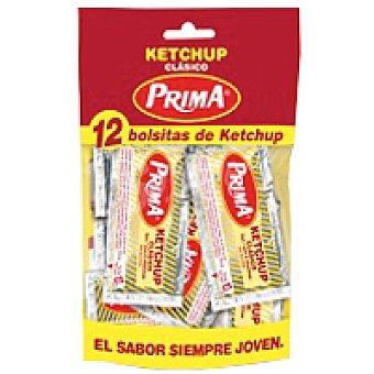 Prima Ketchup monodosis 12 unid