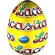 Huevo de chocolate unidad 23 g Lacasitos Lacasa