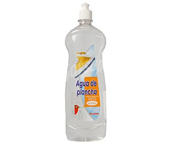 Auchan Agua de Plancha Frescor Melocotón 1 Litro