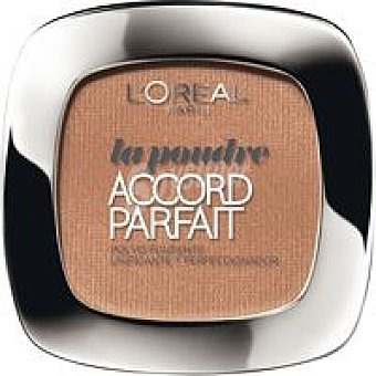 Accord Perfect L'Oréal Paris Polvo Compacto N7 l`oreal Pack 1 unid