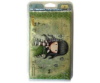 Panini Pack de 6 sobres con photocards Gorjuss 2 1 unidad