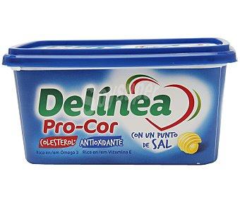 Delinea Tarrina de margarina con un toque de sal pro-cor 500 g