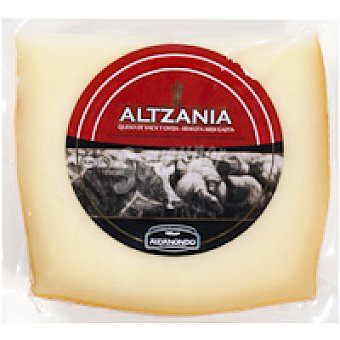 Altzania Queso semicurado natural 250 g