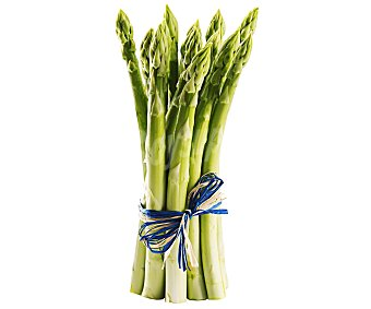 HORTALIZA Manojo de espárragos verdes jumbo 420 gramos