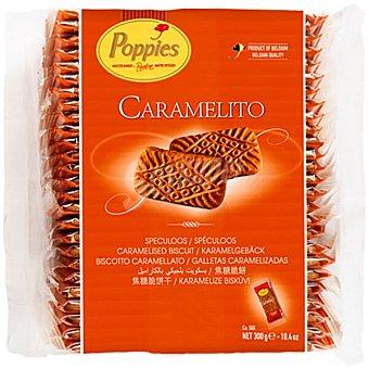 POPPIES Caramelito galletas Speculoos caramelizados paquete 300 g