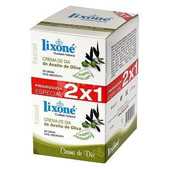 Lixone Crema hidratante de aceite de oliva 50 ml