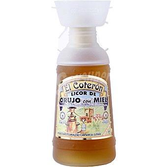El Coterón Orujo a la miel Botella 70 cl