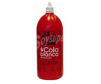 COLLEGE Cola blanca sin disolventes y adecuada para manualidades 1 kg