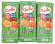 Frutas+leche caribe (brick verde) 6 x 200 cc Hacendado