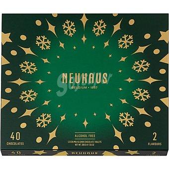 NEUHAUS Carres classic sin alcohol 40 piezas estuche 200 G Estuche 200 g