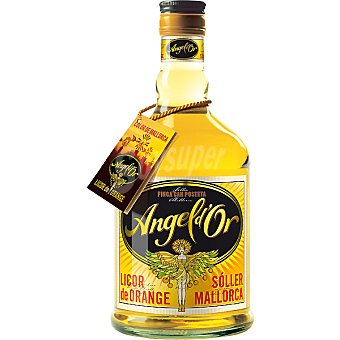ANGEL D'OR Licor de naranja botella 70 cl 70 cl