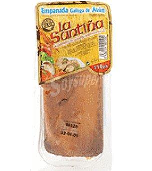 La Santiña Empanada Atún La Santiña 110 g