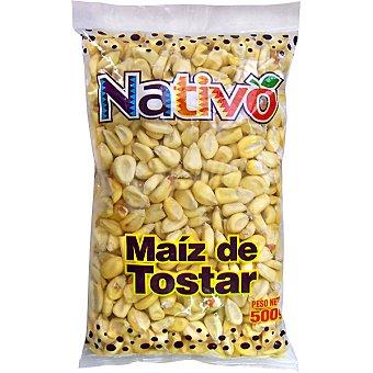 Nativo Maíz de tostar Bolsa 500 g