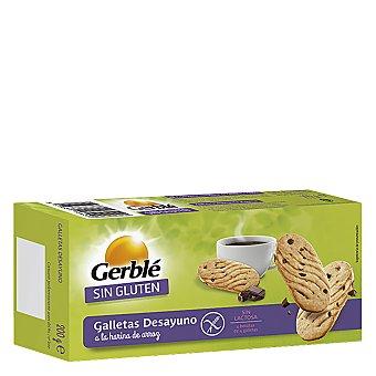Gerblé Galletas Desayuno sin glutén y sin lactosa 200 g