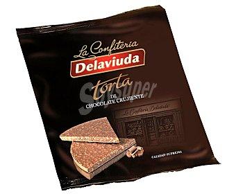 Delaviuda Torta de turrón de chocolate crujiente 150 g