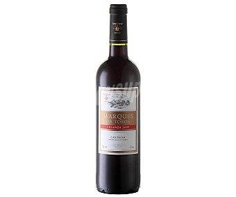 Marques de Tosos Vino tinto crianza D.O. Cariñena  Botella 75 cl