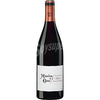 Monasterio de Coria Vino tinto Asturias botella 75 cl Botella 75 cl