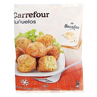Carrefour Buñuelos con bacalao 400 g