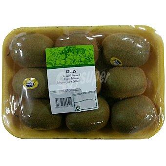 Kiwi de Galicia Bandeja 1 kg peso aprox.