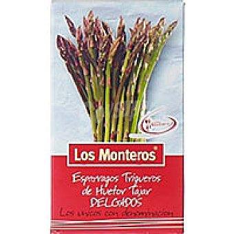 Los Monteros Espárrago triguero delgado Frasco 205 g