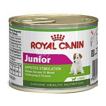Royal Canin Comida húmeda para perros cachorros junior Lata 195 g