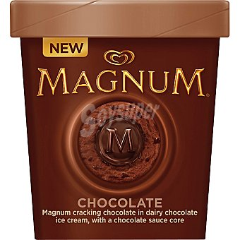 Magnum Helado chocolate Tarrina 450 ml