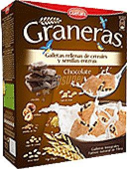 Cuétara Galletas graneras chocoflakes 330 GRS