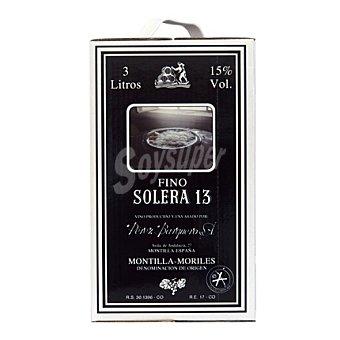 Baquerito Vino D.O. Montilla-Moriles fino 3 l