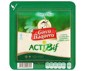 García Baquero Queso Tierno Bifidus Mezcla 250 Gramos