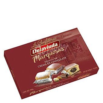 Delaviuda Marquesas rellenas de crema de chocolate 300 g