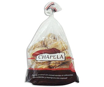 CHAPELA Rosquillas fritas artesanas 350 Gramos