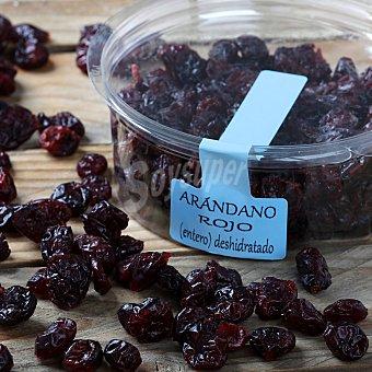Arandanos rojos deshidratados Caja de 150 g