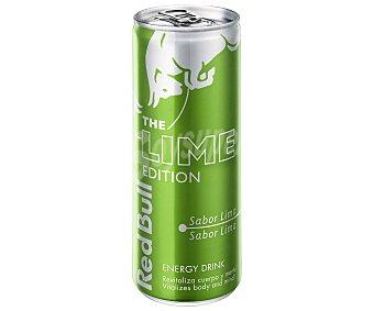 Red Bull Bebida Energética Silver Lima 250 ml