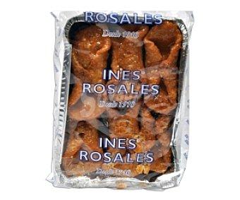 Ines Rosales Mini pestiños con miel inés rosales Bandeja 250 Gramos