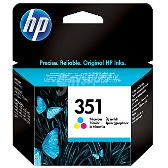 HP Nº 351 cartucho tricolor