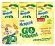 Bebida de avena y cacao elaborada con ingredientes 100% naturales GO vegetal 3 x 180 ml Nesquik Nestlé