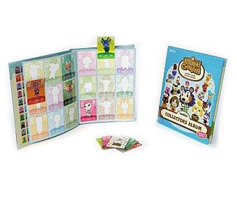 Nintendo Pack Amiibo Animal Crossing, 3 tarjetas más álbum para coleccionar, serie 3 1 unidad