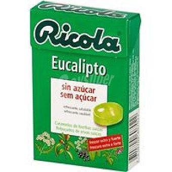 Ricola Caramelos sin azúcar a las hierbas Caja 50 unid