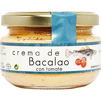 Pescaviar Chovas Crema de queso con bacalao y con tomate Tarro 100 g