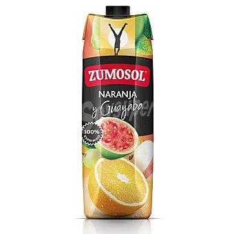 Zumosol Zumo de naranja y guayaba Prisma 1 litro