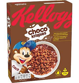 Choco Krispies Kellogg's Cereales de chocolate 375 gramos