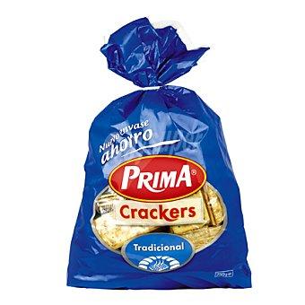 Prima Crackers bolsa tradicional 750 g