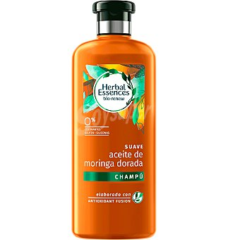 Herbal Essences Champú suave moringa 400 ml