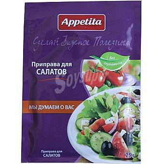 especias para ensalada envase 25 g
