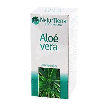 NaturTierra Aloe vera en cápsulas 30 ud