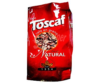 Toscaf Café en grano natural 1 Kilogramo