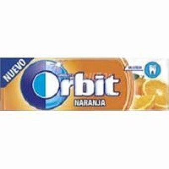 Orbit Chicle de naranja Lc Paquete 14 g