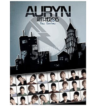 ANTI Héroes Fan Edition (auryn) 2 CD